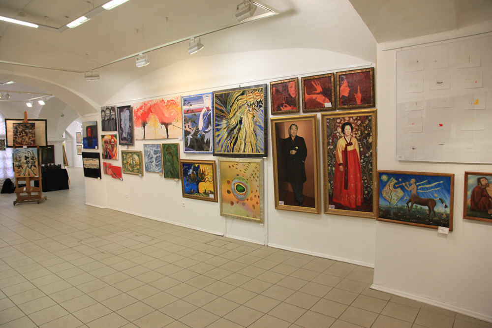Выставка искусство